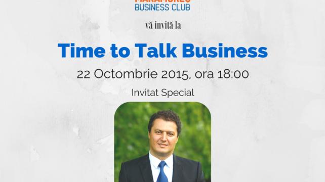 eveniment afaceri Baia Mare Stefan Darabus