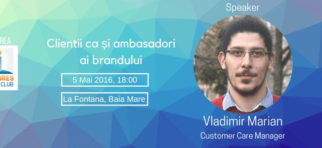 Vladimir Marian customer satisfaction