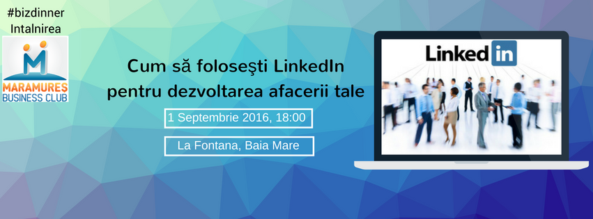 eveniment linkedin baia mare