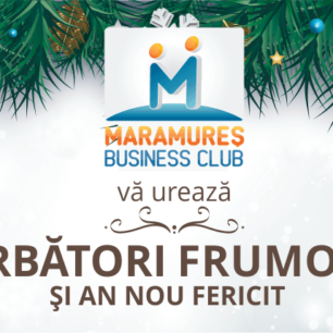 urare Craciun Maramures Business Club